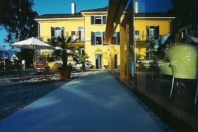 Villa am See